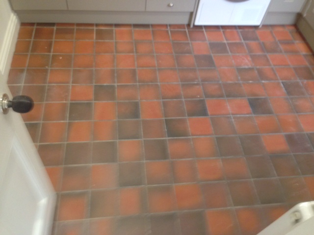 Quarry Tiles Floor Cleaning Stockport And North West