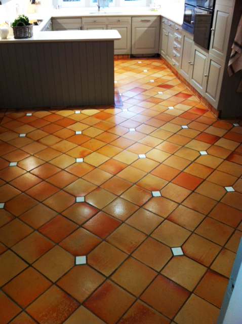 Terracotta Commercial Floor Cleaning Services Stockport
