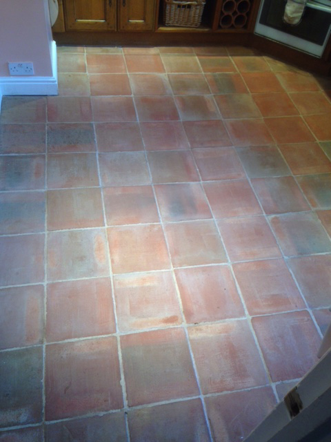 Terracotta Floor Cleaning - Stockport and North West | Sk Floors